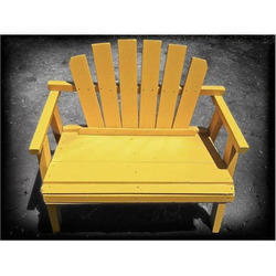 Jost Yellow FRP Bench
