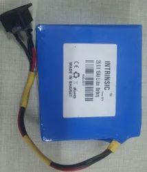 25.9V 15Ah  Li-Ion Battery Pack.