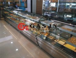 Pastery Display Counter