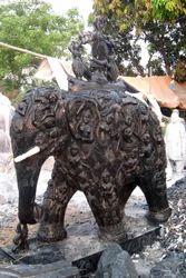 Big Elephant Outdoor Statue