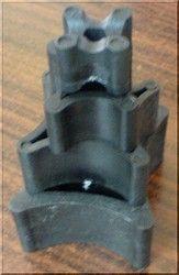 Cover Block PVC