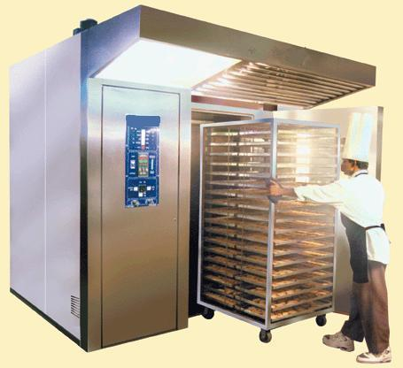 Bread Rotary Rack Oven