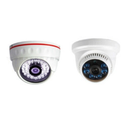 Indoor Night Vision Dome Camera