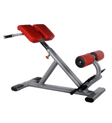 Hyper Extension Fitness Machine