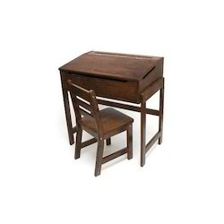 Black Wooden Desk