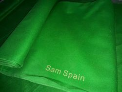 Sam Spain Cloth