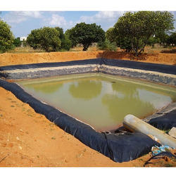 Pond liners farming pond liners manufacturer from mumbai for Tarpaulin fish pond