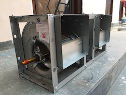 Twin Forward Curved Blower