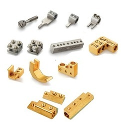 Brass Potential Terminal