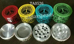 Colored Smoking Grinders