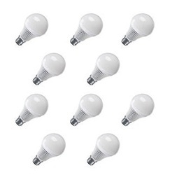 rb solar energy 15 watt led bulb set of 10