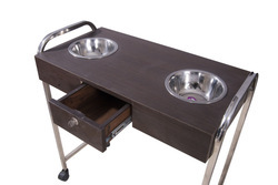 Spa Manicure Trolley