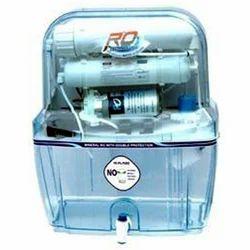 Swift Dezire - Transparent R O Cabinet Body