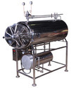 Semi Automatic Horizontal Cylindrical High Speed Autoclave