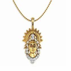 Laxmi Mata Darshan Pendant