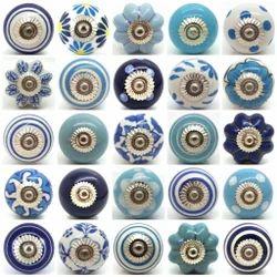 Vaah Ceramic Door Knobs