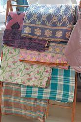 Bedspread Vintage Kantha Quilts