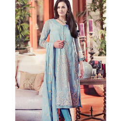 Embroidery Georgette Suit