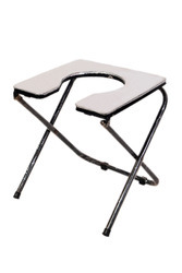 Aluminum Commode Stool