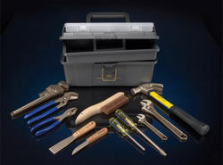 Ampco Non Sparking M-48, 11 pc. Tool Kit