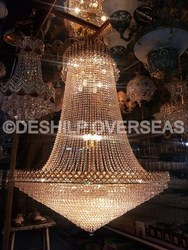 Crystal Antique Chandelier