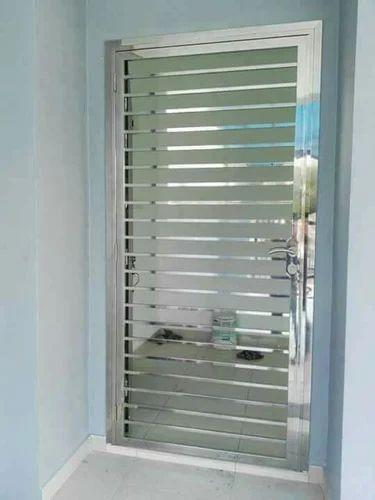 Mine Door & Mine Door u0026 SS Glass Railing Manufacturer from Visakhapatnam