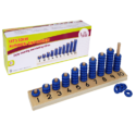 Numerical Ring Stacker Learning Toy