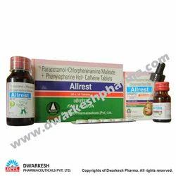 Anticold Drugs