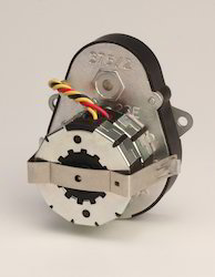 Pear Shaped Gearbox Stepper Motor