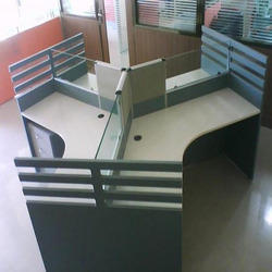 Multiple Workstation Furniture