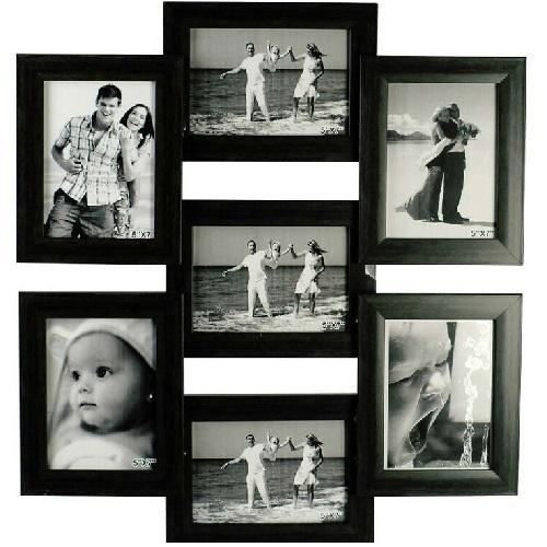 Contemporary Frames - Black Cluster Photo Frame Manufacturer from ...