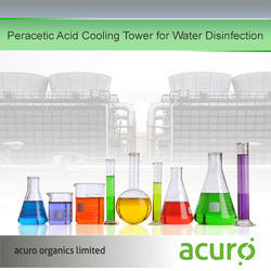 Cooling Tower Peracetic Acid for Water Disinfection