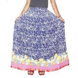 Womens Long Skirt