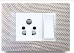 Crystal Cheks Electrical Switch