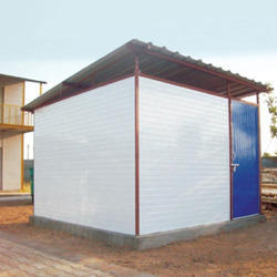 Mid-Day Meal Kitchens - Prefabricated Buildings
