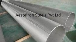 ASTM A778 Gr 410 Round Welded Tube