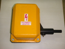 Counter Weight Limit Switches