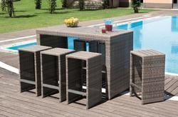 Outdoor Bar Chair