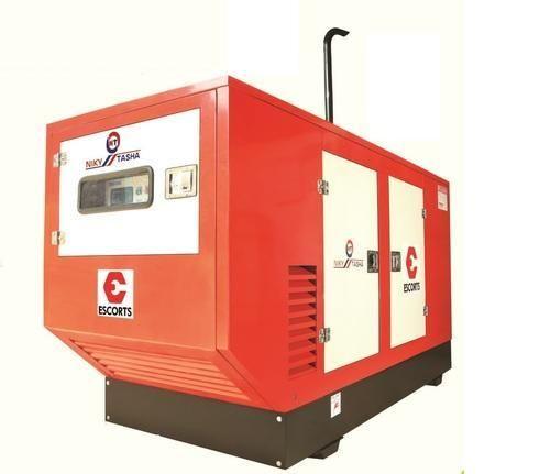 Escorts Silent Generator