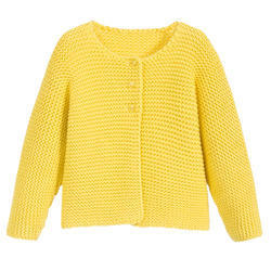 Girls Knitted Cardigans