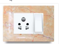 Royal Marble Electrical Switch