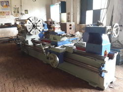 V Belt Driven Lathe Machines