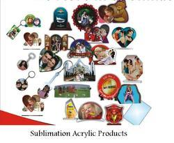 Sublimation Acrylic Products - Sublimation Acrylic Blanks