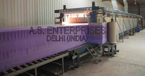 Continuous Foaming Machine