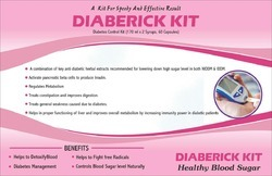 Diabetes Control Kit