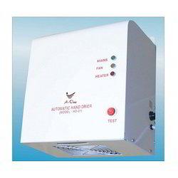 Semi Automatic Hand Dryer