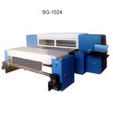 High Speed Direct Textile Printer