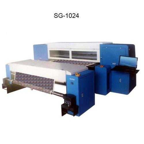 High Speed Direct Textile Printer