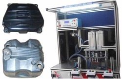 Automobile Leakage Testing Machine For Crank Case