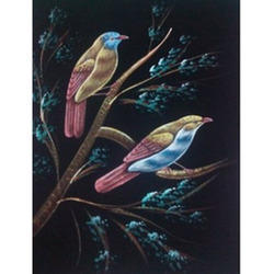 Painting - Two Birds